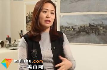 水韵墨趣 康雷(版画)-第一收藏2019