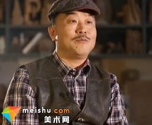 讲述著名雕塑家萧立-中国艺术大家