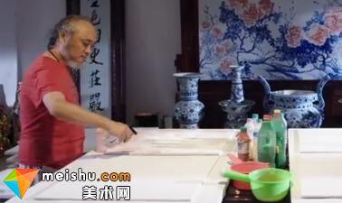 「工艺」我的人生,百分之七十是变量(陶瓷绘画)-中国符号