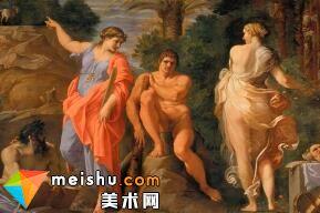 「西方艺术史」阿尼巴尔·卡拉齐(安尼巴莱卡拉奇)和艺术革新-西方美术史