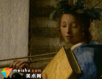 维米尔绘画的艺术-杰作揭秘