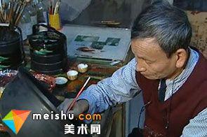 神漆生辉(漆画)-中国工艺珍宝