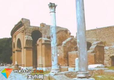 奥斯蒂亚生死罗曼路 罗马港口-罗马建筑