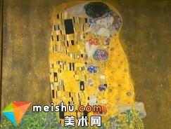 超现实主义-古斯塔夫·克林姆(克利姆特)的「吻」