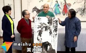 """""""画圣""""徐渭 齐白石等名家心中的偶像(史国良)-我爱书画 2018"""