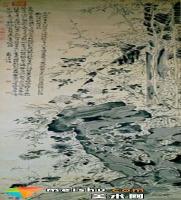 徐渭的《花竹图》赏析