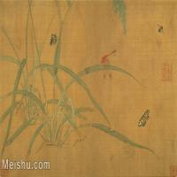 【印刷级】GH6080215古画花卉鲜花鸟小品图片-49M-5375X3204