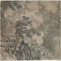 【欣赏级】GH6105000古画镜片Ma Fu图片-16M-3199X1755