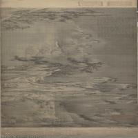 【打印级】GH7270742古画宋-王诜-渔村小雪图A版长卷图片-83M-12820X2276