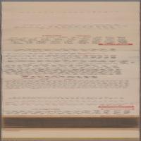 【超顶级】SF6031306书法长卷晋-曹娥辞 纸本B版图片-1384M-100801X4800