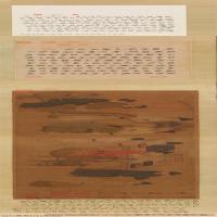 【打印级】GH7040124古画人物周文炬人物长卷图片-91M-10356X1535