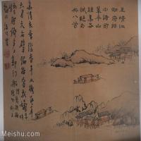 【印刷级】GH6152943古画册页山水清高翔扬州即景图册(质量差图书扫描)3图片-122M-7216X5920