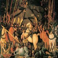 保罗·乌切洛-圣罗马诺之战画作赏析