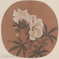 【印刷级】GH6080426古画花卉鲜花鸟-宋代-兰-小品图片-36M-3767X3373-36M-3767X3373
