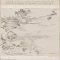 【打印级】GH7271064古画清-文伯仁仿赵文敏水村图卷-山水长卷图片-114M-18644X2154
