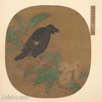 【印刷级】GH6080468古画花卉鲜花鸟宋代吴炳写生图-小品图片-41M-4000X3610