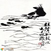 毕加索:齐白石的鱼使人看到江河嗅到水香