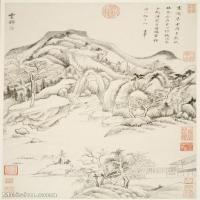 【打印级】GH6087036古画山水风景立轴图片-30M-2622X4003_15563548