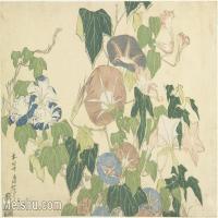 【印刷级】GH6080221古画花卉鲜花鸟小品图片-54M-5300X3624
