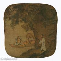 【印刷级】GH6156076古画溪旁闲话人物小品图片-43M-3746X4047_18721071