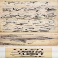 【超顶级】GH7270386古画金-武元直-赤壁图B版长卷图片-1700M