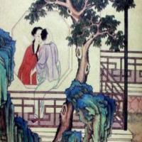 青楼剟景-春宫图
