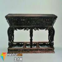 马可乐:漆木家具亦可收藏