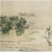 【欣赏级】GH6081060古画山水风景小品图片-12M-2100X2043