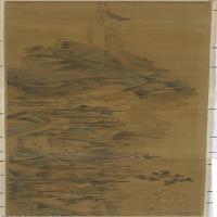 【印刷级】GH7270839古画山水风景长卷图片-379M-29535X4495