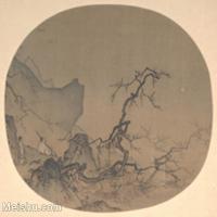 【印刷级】GH6156204古画山水小品图片-8M-1796X1678