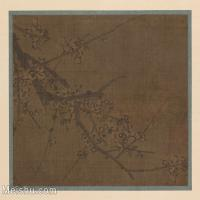 【印刷级】GH6080800古画树木植物唐绘手鑑笔耕园-小品图片-58M-4865X4186