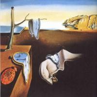 西班牙超现实主义画家萨尔瓦多·达利-记忆的永恒艺术作品欣赏