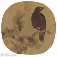 【印刷级】GH6156021古画花鸟花卉小品图片-31M-2952X2814