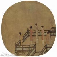 【印刷级】GH6156051古画人物小品图片-23M-2970X2772