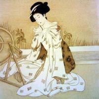 浮世春梦—浮世绘中的春画-春宫图