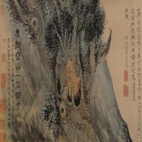 【打印级】GH7280517古画植物镜片图片-58M-5247X2639