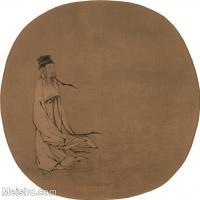 【印刷级】GH6080525古画人物佚名-吕祖过洞庭图-小品图片-43M-3739X3634_18703474