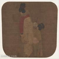 【印刷级】GH6080505古画人物小品图片-35M-3811X3289