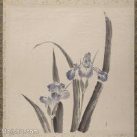 【印刷级】GH6080231古画花卉鲜花鸟小品图片-40M-3719X3807