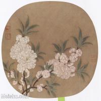 【印刷级】GH6156045古画宋人小品 花鸟花卉小品图片-56M-4663X4235