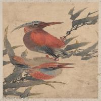 【印刷级】GH6080230古画花卉鲜花鸟小品图片-22M-2296X3350_18534743
