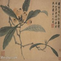 【印刷级】GH6080224古画花卉鲜花鸟小品图片-49M-4187X3096