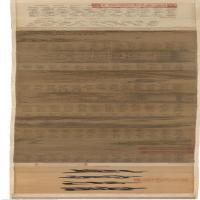 【印刷级】GH7270821古画宋-马和之-小雅南有嘉魚篇書畫卷绢本山水长卷图片-435M-54016X2816_1471900
