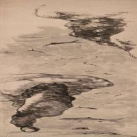 【欣赏级】GH6088678古画山水风景朱耷4开-纸本立轴图片-15M-1270X4764_56822771