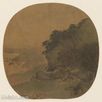 【印刷级】GH6156202古画山水小品图片-3M-1131X1061
