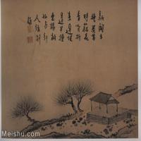 【印刷级】GH7280113古画山水风景扬州即景图册镜片图片-89M-6160X5072