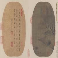 【印刷级】GH6080567古画人物归牧图小品图片-132M-10464X4427