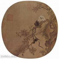 【印刷级】GH6156011古画动物小品图片-29M-2881X2727