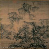 【印刷级】GH6088583古画山水风景宋-郭熙-早春图轴立轴图片-74M-4221X6144_2101583
