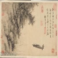 【印刷级】GH7280104古画山水风景山水风景镜片镜片图片-70M-6403X3859